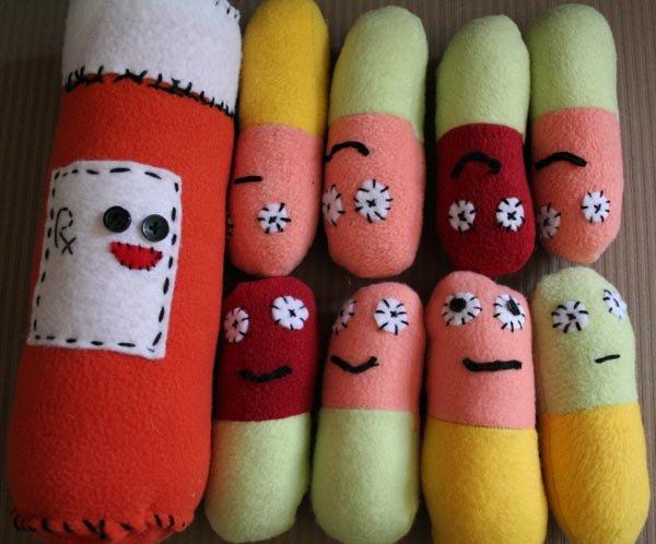 pill lineup